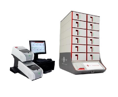 全自動遺伝子解析装置 FilmArray® システム、FilmArray® Torch システム