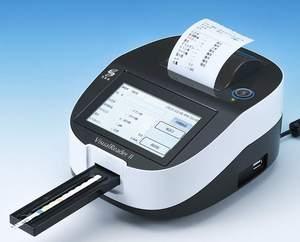 尿化学分析装置 ビジュアルリーダーⅡ(三和化学研究所)