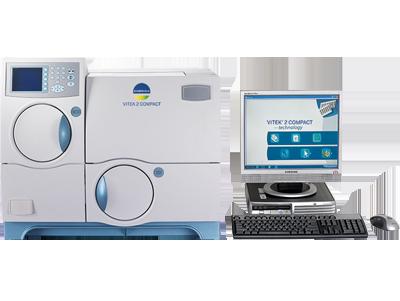 自動細菌同定感受性検査装置 バイテック 2 コンパクト