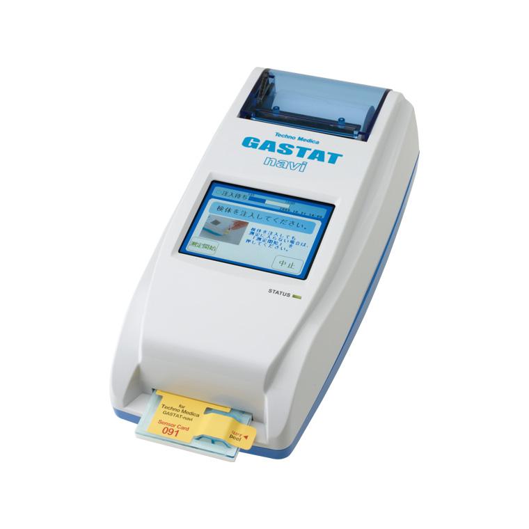 ハンディ型血液ガス分析機 GASTAT-navi